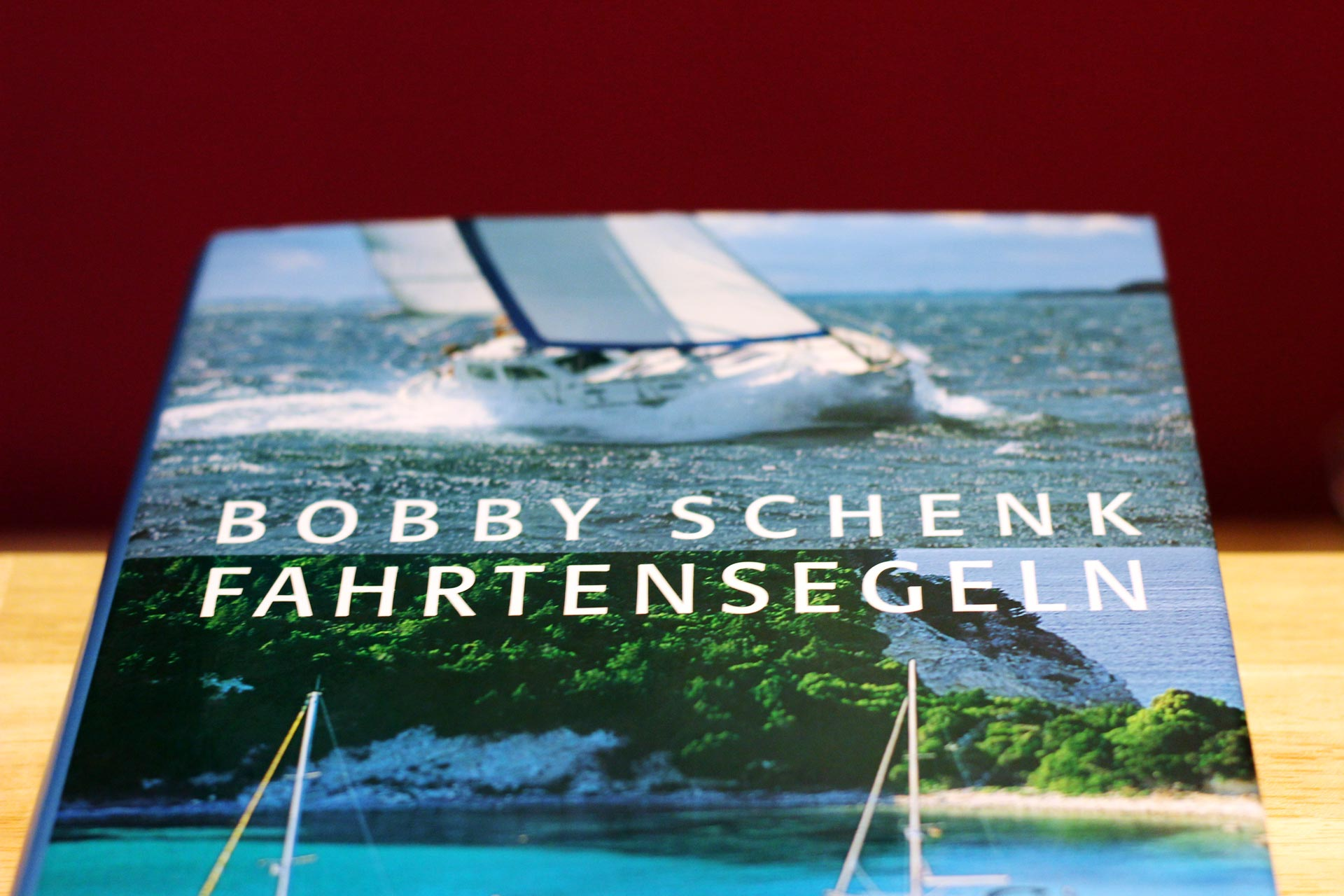 Bobby Schenk´s books are the perfect inspiration.