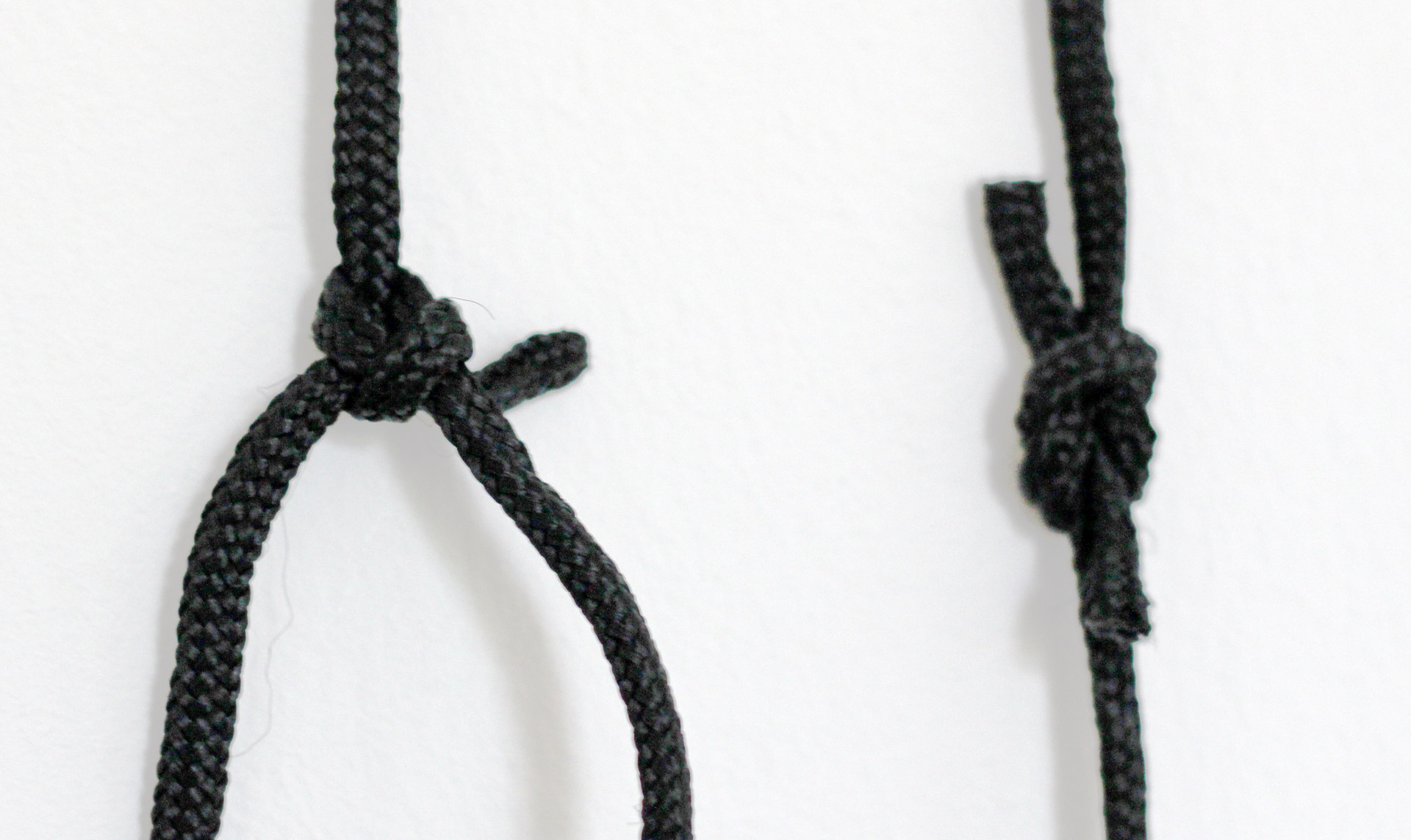 Bowline hitch, figure of eight & Co: Knowing the knots.