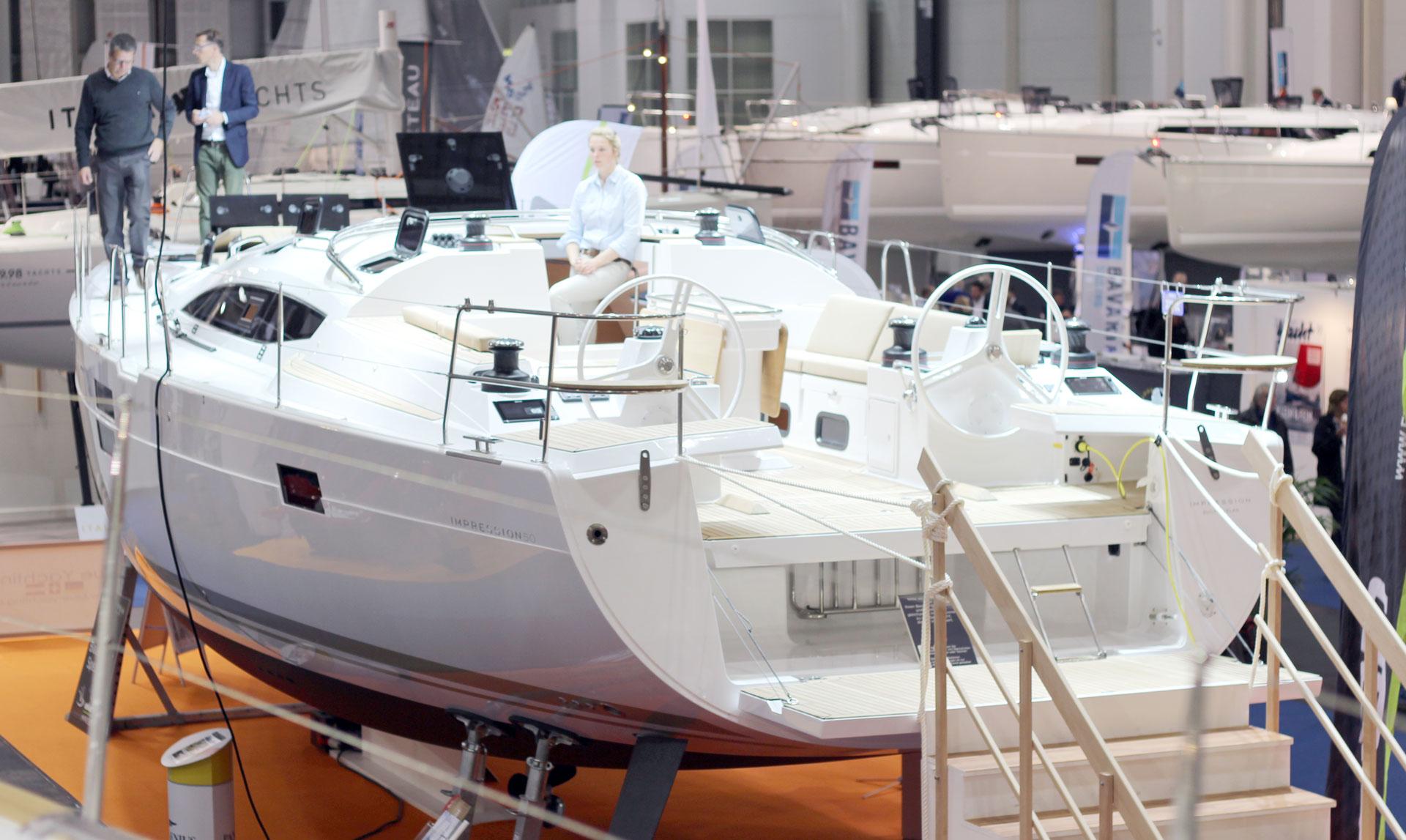 50 feet boats. Impressive.