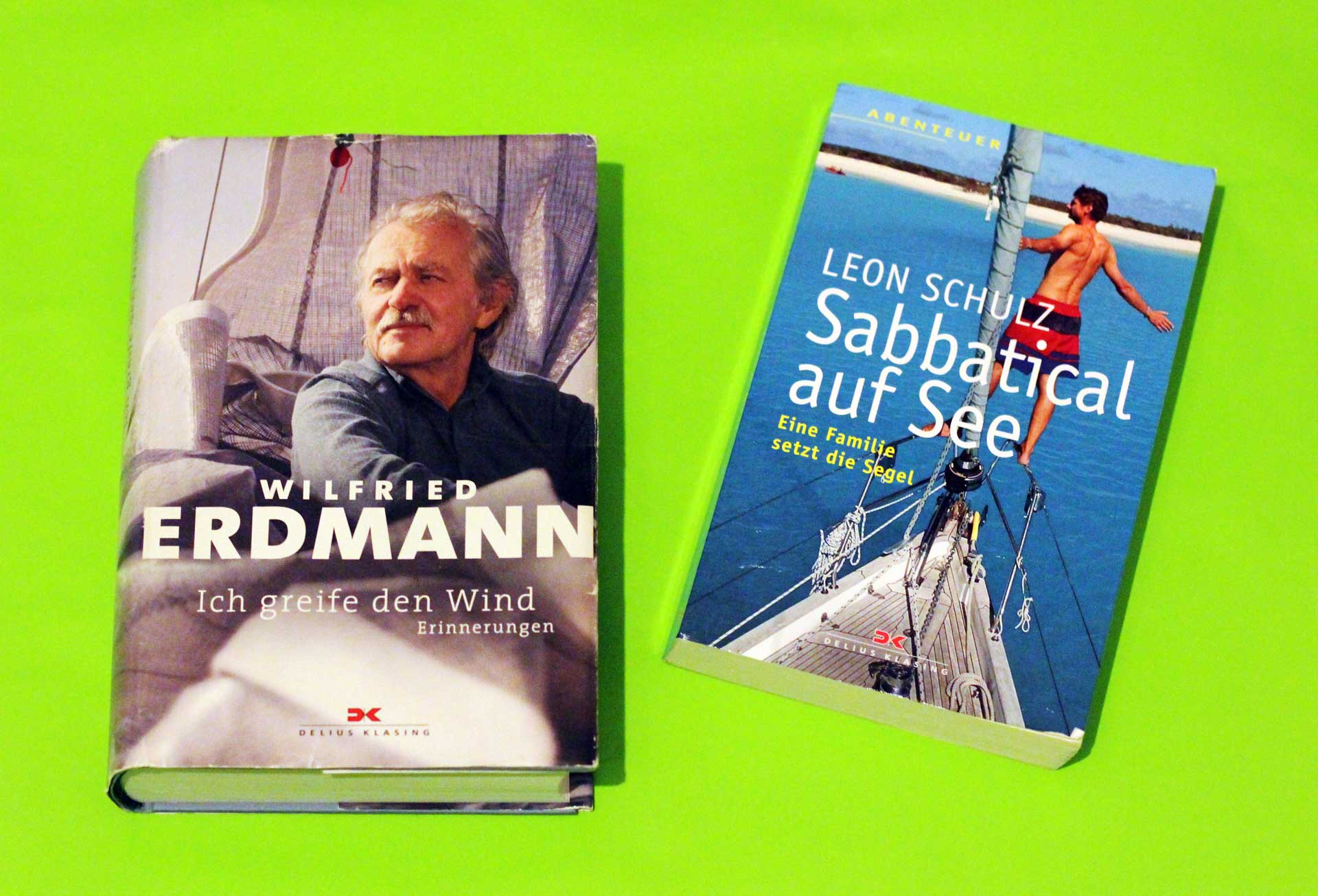 Books on circumnavigation are more than spare-time for the reader´s brain.