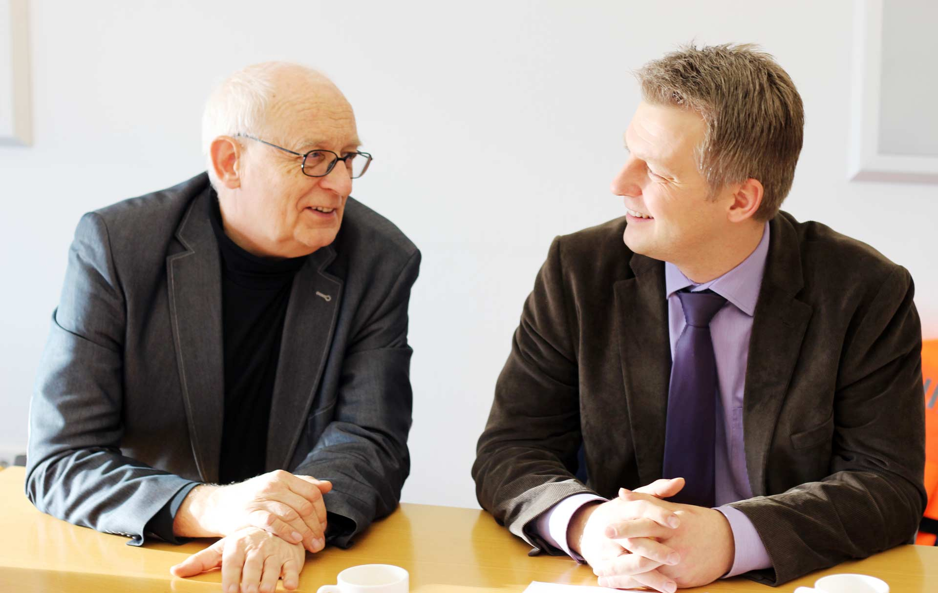 Jan-Ulrich and Benjamin Bernhardt are the CEOs of SECUMAR