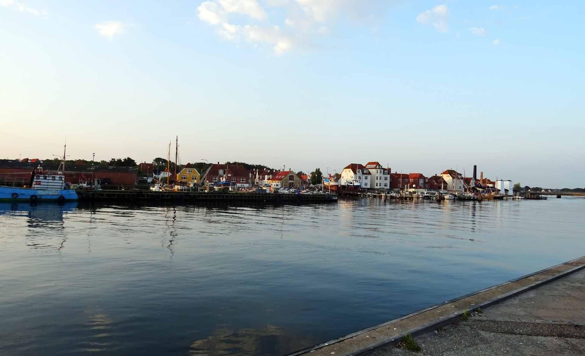 Kerteminde Fishing harbor