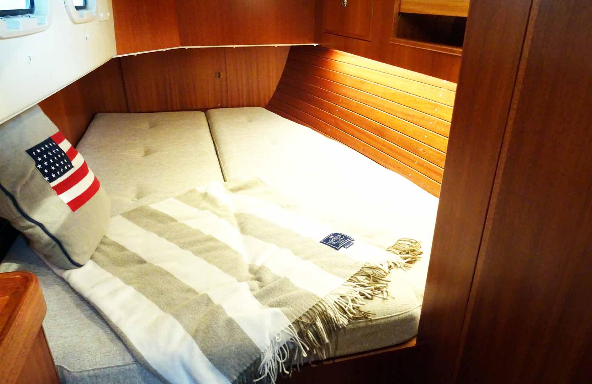 Craftsmanship woodworks for a cozy atmosphere