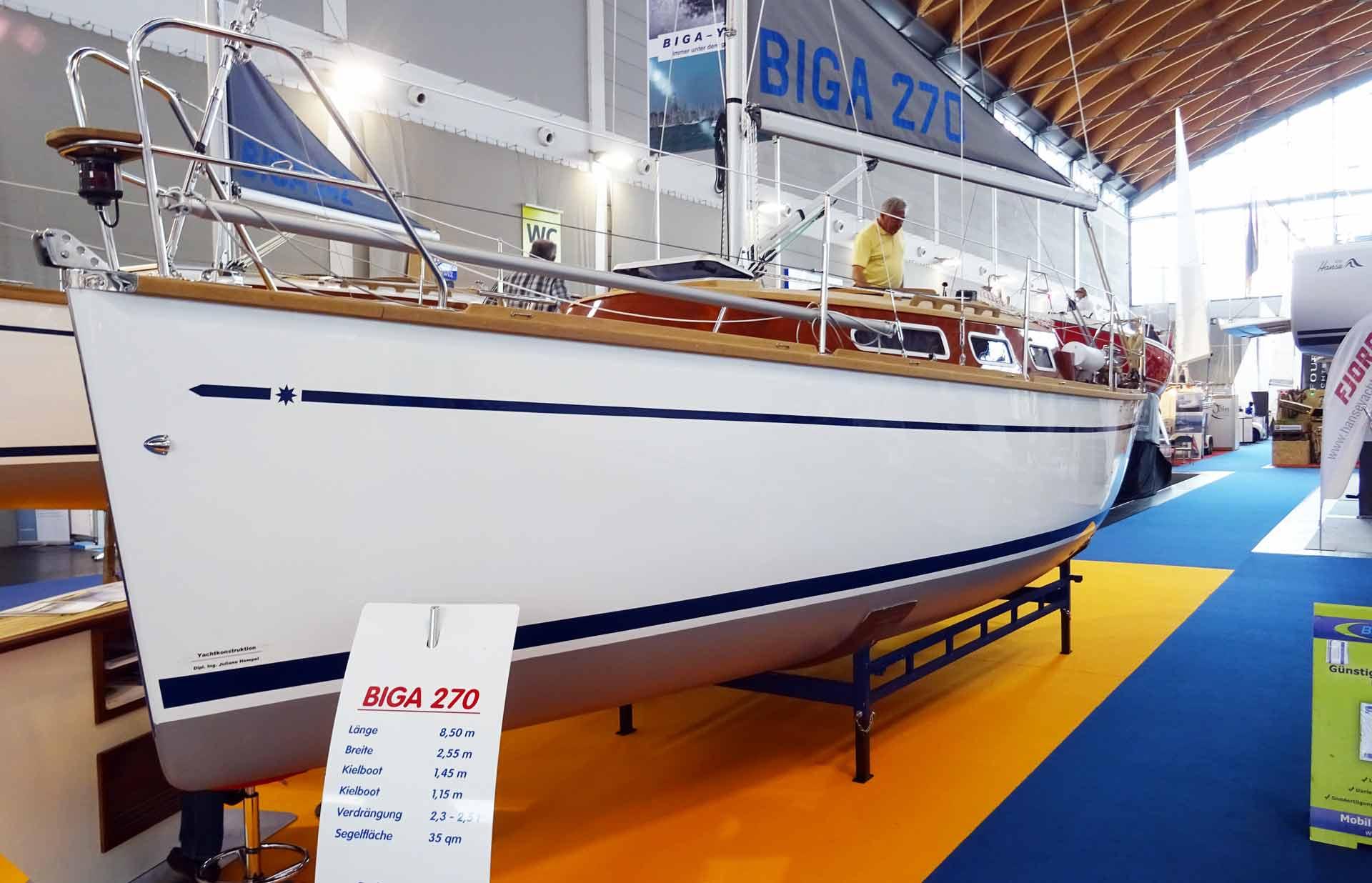 Last but lot least: The Biga 270