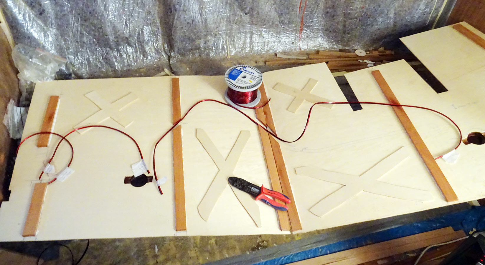 Old Fashioned Roughing In Electrical Wiring Illustration - Wiring ...