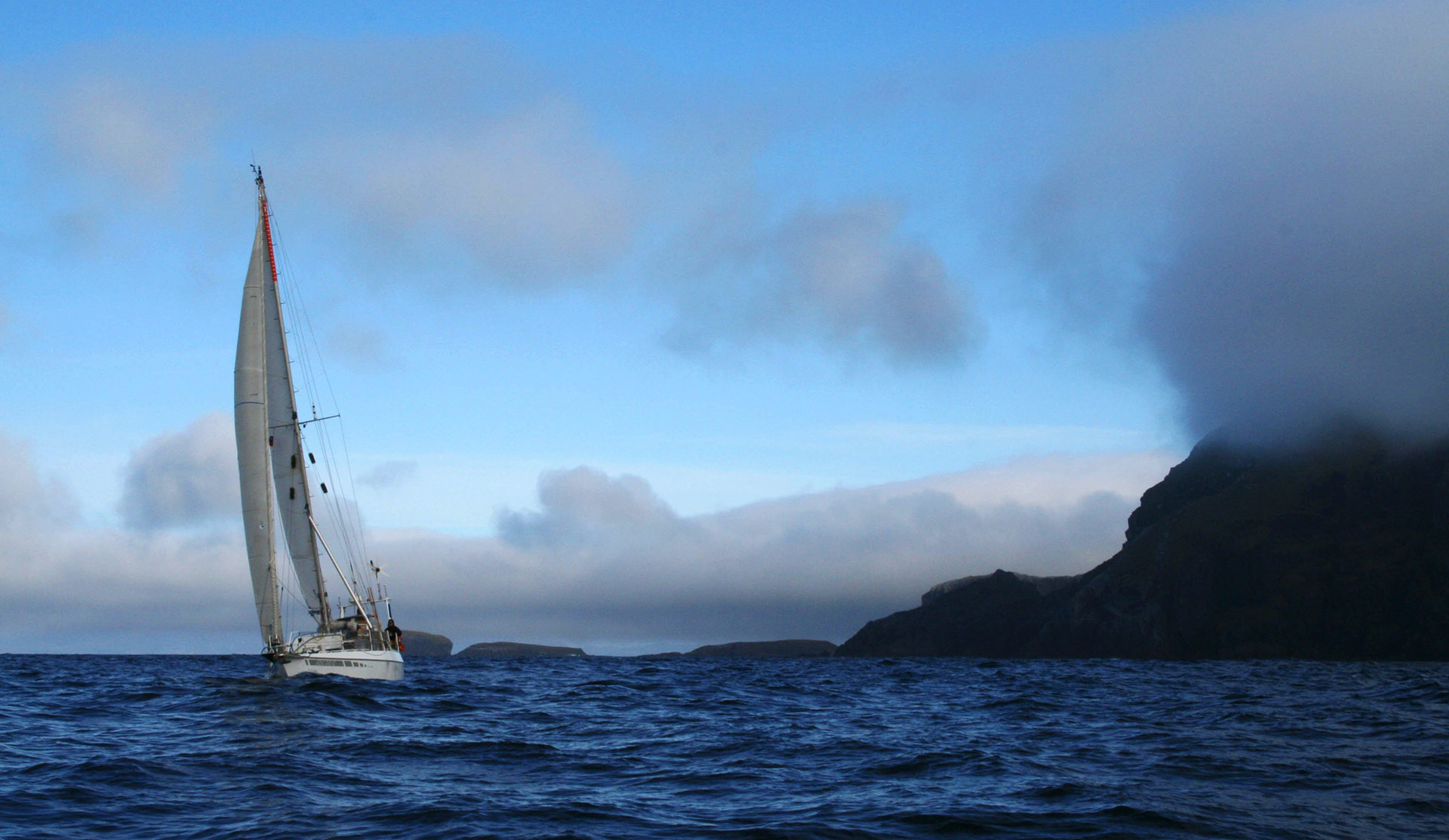 the perfect sailing yacht for the long haul