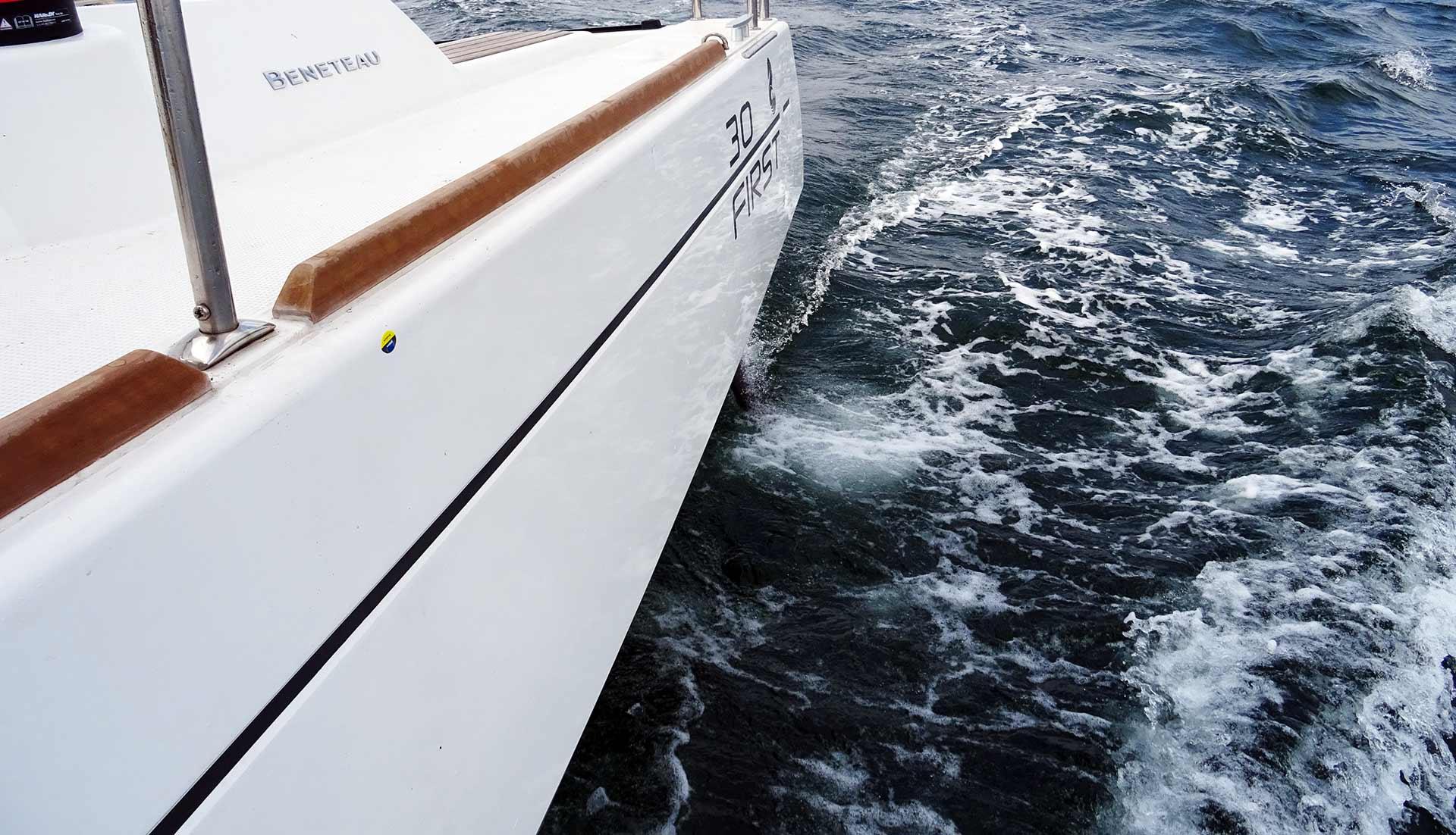 Sailing the Baltic Sea: To Bornholm  