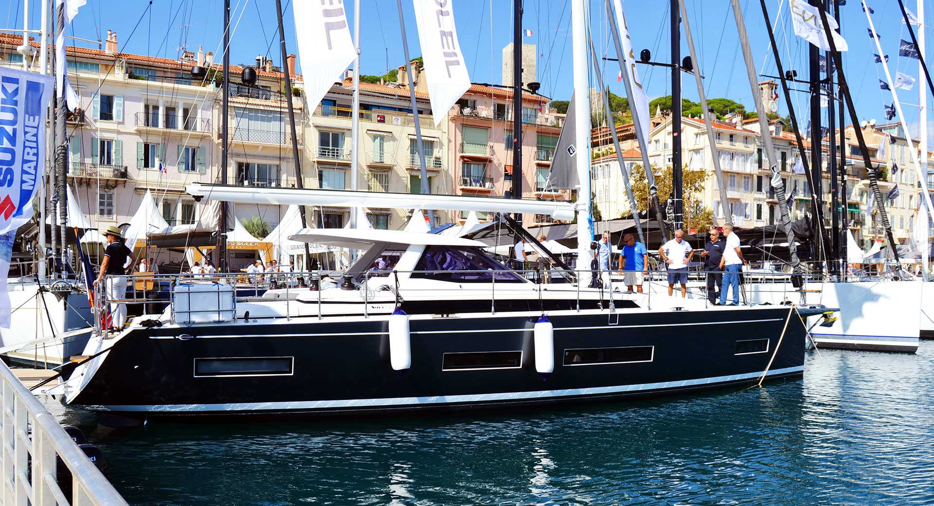 First Impressions: Yachting Festival Cannes 2017  
